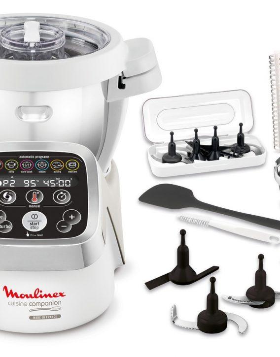 moulinex cuisine companion hf800a10 fabulous prix cuisine companion robot cuisine companion. Black Bedroom Furniture Sets. Home Design Ideas
